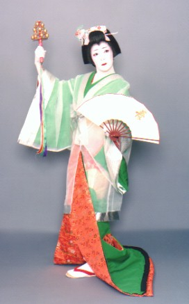 professionell japanesse dansa